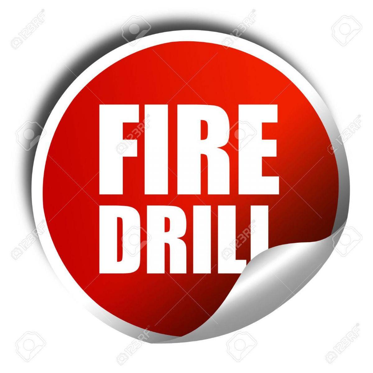 FIRE DRILL 2020